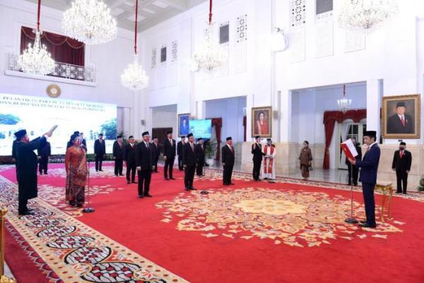 Presiden Jokowi Lantik Duta Besar RI untuk Negara Sahabat