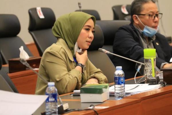Ratna Juwita Minta Anggaran Pencegahan COVID-19 di Pesantren Tetap Ada Tahun 2021