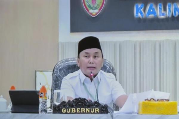 Gubernur Kalteng Paparkan Kesiapan Lokasi Food Estate di Wilayahnya
