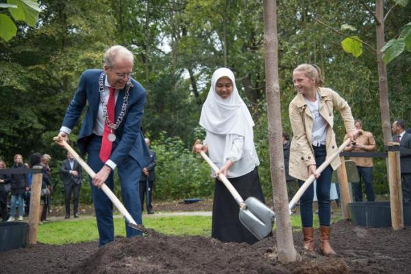 Tiga Pohon Kebebasan Untuk Indonesia, Belanda dan PBB