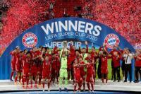 Juara Super Cup 2020, Bayern Munchen Kesulitan Taklukkan Sevilla