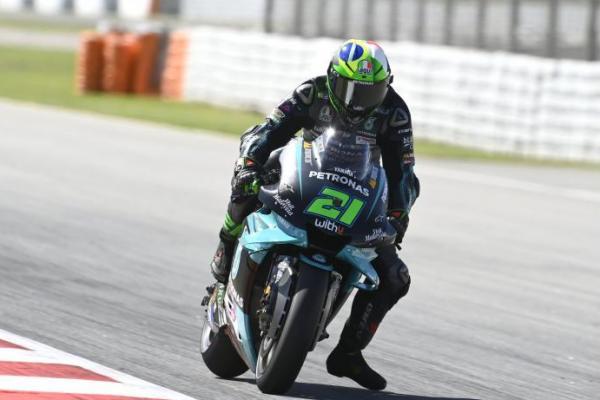 Hasil Kualifikasi MotoGP Catalunya 2020: Franco Morbidelli Raih Pole Position Perdana