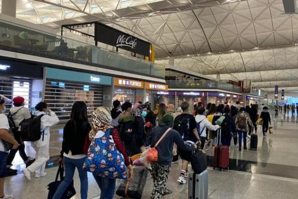 KJRI Hong Kong Bantu Repatriasi 91 WNI di Makau