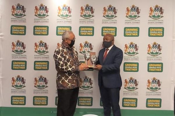 Indonesia Tunjuk Konsul Kehormatan yang Berkedudukan di Durban, Afrika Selatan