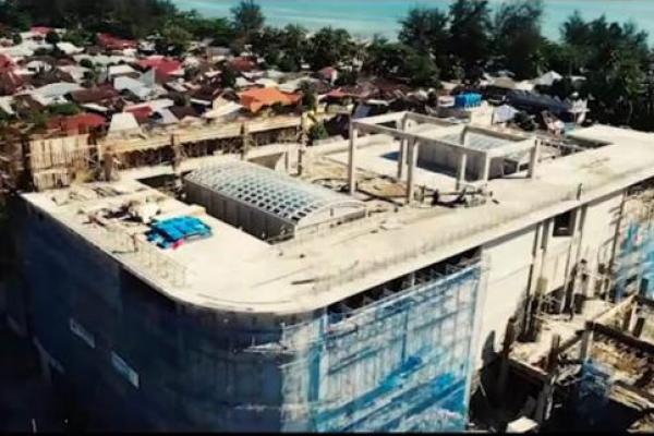Kementerian PUPR Segera Tuntaskan Revitalisasi Pasar Rakyat Pariaman