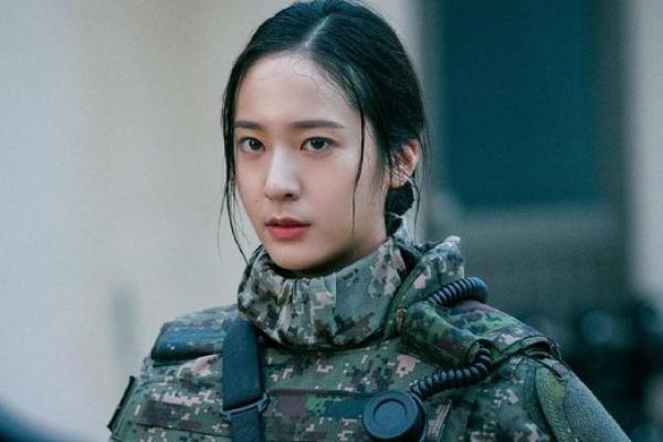 Intip Drama Korea Militer Baru Yang Dibintangi Krystal Fx