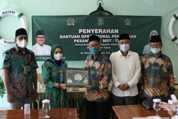 Ratna Juwita Tegaskan BOP dan Dana Abadi Pesantren Harus Dialokasikan dalam APBN