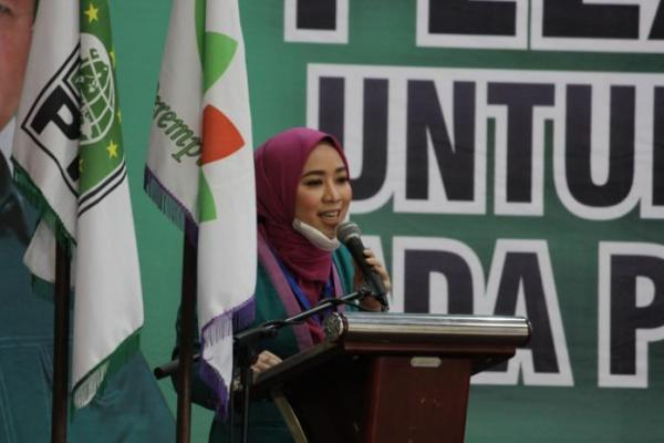 Ratna Juwita Ajak Perempuan Bangsa Solid Menangkan Paslon `AMAN`