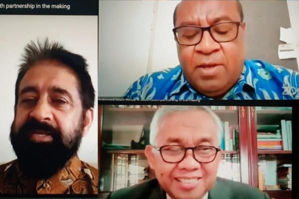 Peringati 25 Tahun Hubungan Diplomatik dengan Afsel, Indonesia Luncurkan Buku