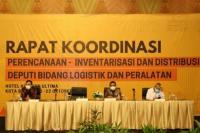 Tanggulangi Bencana, BNPB Dorong Penguatan Fungsi Koordinasi Logpal