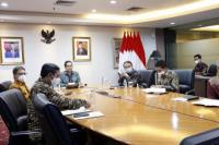 Mendag Hadiri Pertemuan Virtual dengan US-ASEAN Business Council