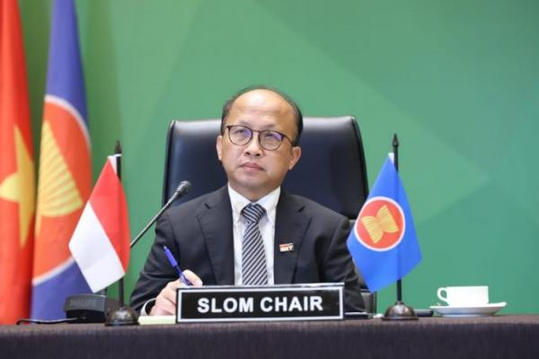 SLOM+3 Sepakat Tingkatkan Kerja Sama ASEAN Bidang Ketenagakerjaan