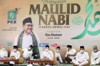 Pesan Gus AMI ke Kader PKB: Biasakan Istighasah dan Sholawat
