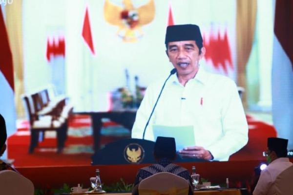 Jokowi: FKUB Miniatur Kebinekaan Indonesia, Jangan Ada yang Ditinggalkan