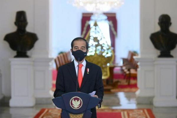 Presiden Jokowi Target 29,55 Juta Dosis Vaksin Tiba di Daerah Hingga Maret