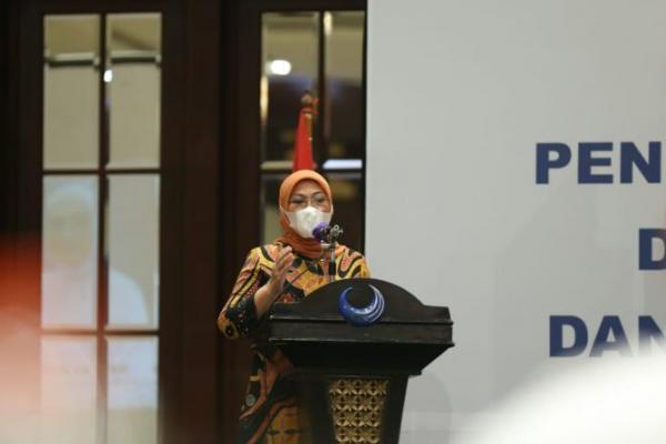 Menteri Ida Fauziyah Ingin Pelatihan di BLK Kombinasikan Sertifikasi dan Penempatan Kerja