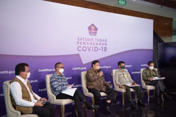 Kinerja Perdagangan Indonesia Tetap Terjaga di Tengah Pandemi