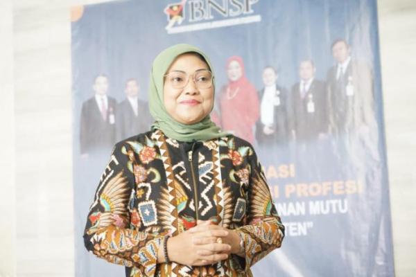 Menaker Ida: LSP Ujung Tombak Tingkatkan Kompetensi Tenaga Kerja