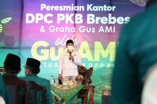 Kantor PKB Brebes dan 'Graha Gus AMI' Diresmikan