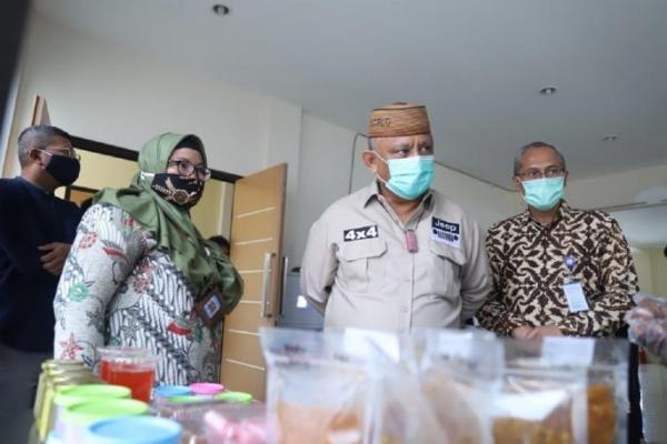 Gubernur Gorontalo Kunjungi BLK Lembang dan Bandung