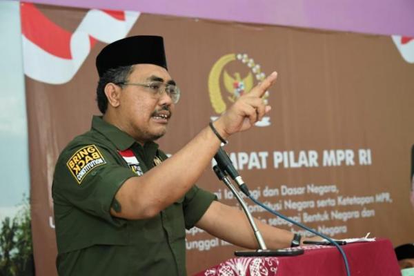 Wakil Ketua MPR Tegaskan Indonesia Dibangun di Atas Pondasi Toleransi