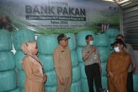 Kementan Dorong Swasembada Protein Hewani Melalui Bank Pakan