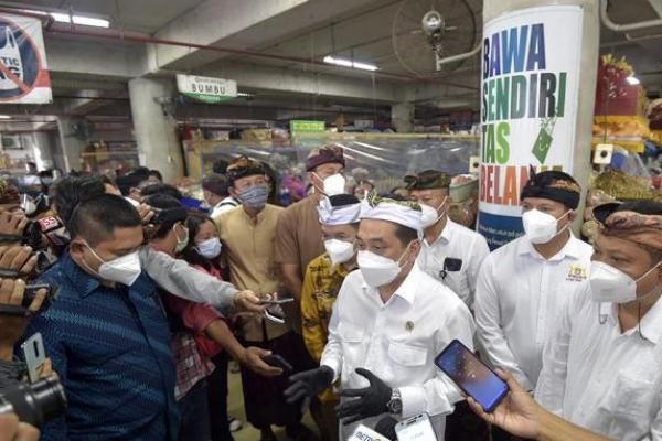 Di Tengah Pandemi, Kemendag Terus Jaga Pasar Domestik