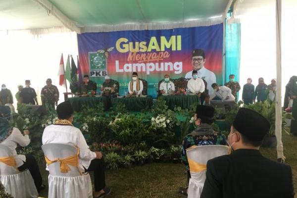 Sapa Warga Lampung Timur, Gus AMI: Jangan Sembrono Hadapi Covid-19