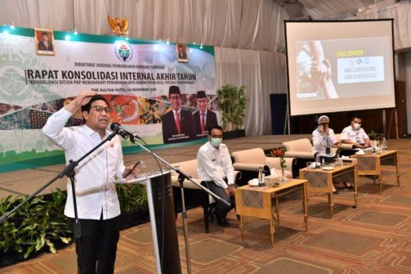 Gus Menteri Optimis Pembangunan Desa Terwujud dengan SDGs Desa