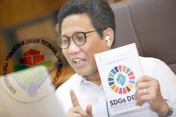 Gus Menteri Sebut Program BERSINAR Sesuai dengan SDGs Desa