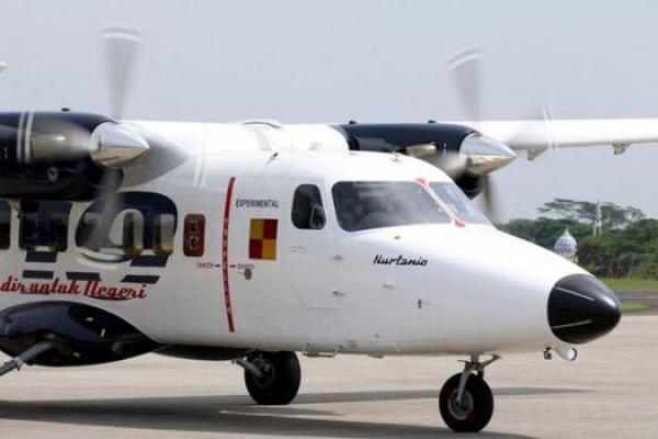 Bangga! Pesawat Buatan Anak Bangsa Ini Raih Sertifikat Tipe dan Siap Dipasarkan