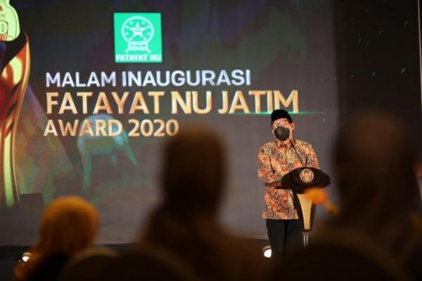 Gus Menteri Ajak Fatayat NU Entaskan Stunting di Perdesaan