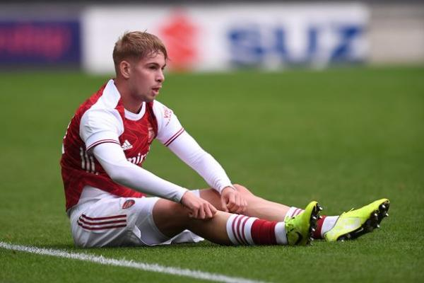 Amankan Aset, Arsenal Bakal Sodori Emile Smith Rowe Kontrak Baru