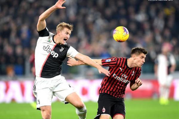 AC Milan vs Juventus, Pemain Muda Siap Unjuk Gigi