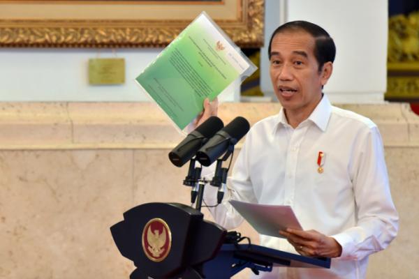 Jokowi Singgung Komoditas Pangan Yang Masih Impor