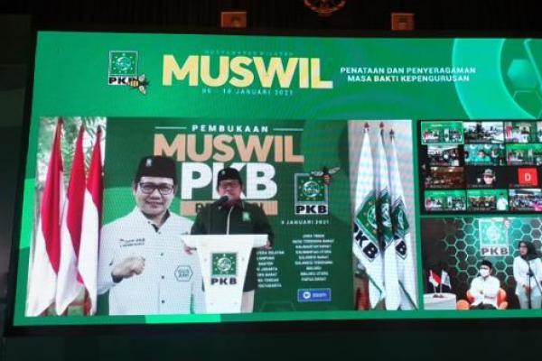 Gus AMI: Muswil Momentum Evaluasi Kinerja, Kepemimpinan dan Prestasi