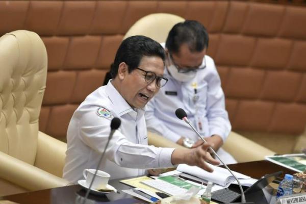 Di Hadapan DPR, Gus Menteri Beberkan Program Prioritas Pembangunan Desa