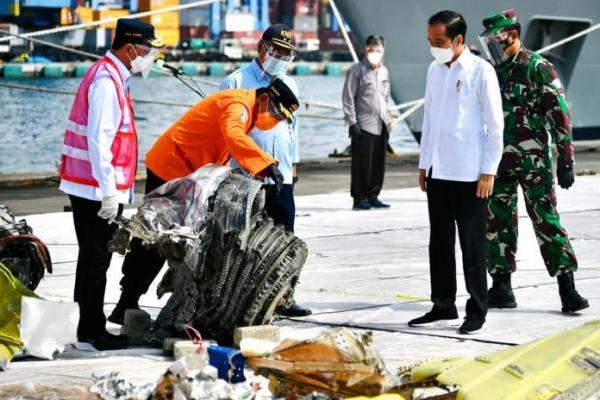 Operasi SAR Sriwijaya Air SJ182 Resmi Dihentikan