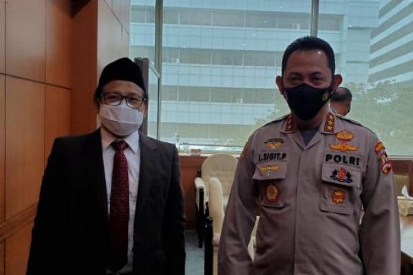 DPR Sahkan Listyo Sigit Prabowo Jadi Kapolri, Gus AMI Ucapkan Selamat