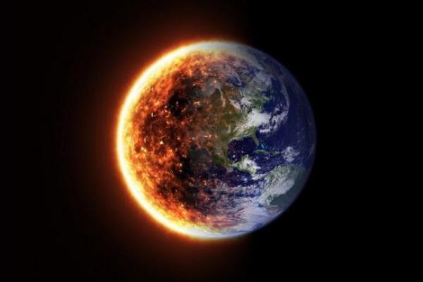 2020 Tahun Terpanas Sepanjang Sejarah Bumi