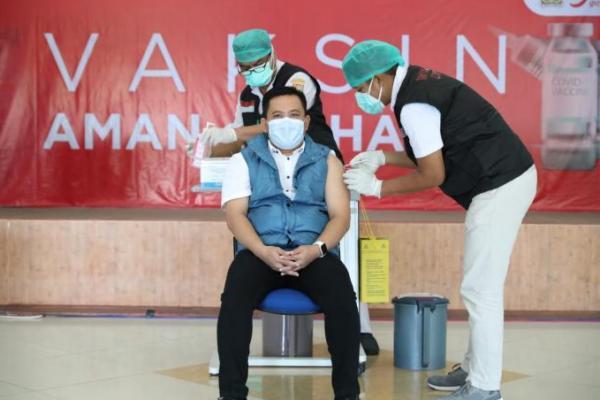 Jika untuk Vaksin, DPRD Jateng Izinkan Gubernur Refocusing Anggaran
