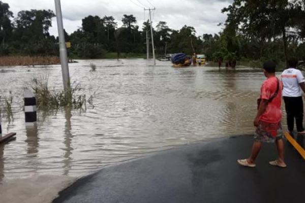 Banjir Merendam Kabupaten Keerom Papua, Ini Penyebabnya