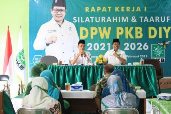 Kalangan Seniman dan Mantan Birokrat Isi Kepengurusan PKB DIY 2021-2026