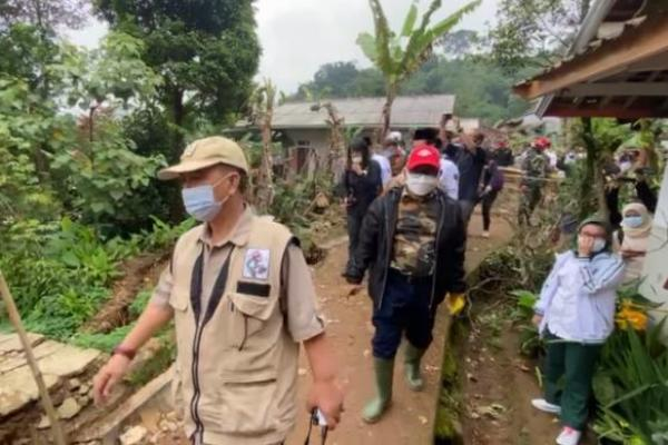 Gus AMI Dukung Relokasi Warga Terdampak Pergerakan Tanah di Sukabumi