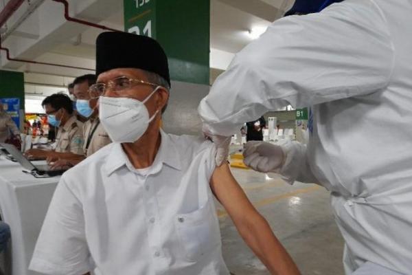 Menkes Budi Sebut Melambatnya Laju Vaksinasi Karena Keterbatasan Suplai Vaksin