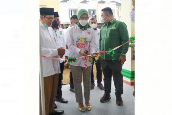 Resmikan Kantor PKB Sumatera Barat, Anggia: Jadikan Spirit untuk Menang