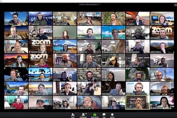 CEO Zoom Perkirakan Penjualan Meningkat 40 Persen di Tahun Ini