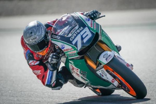 Kesalnya Alex Marquez Diasapi Sang Kakak di MotoGP Portugal