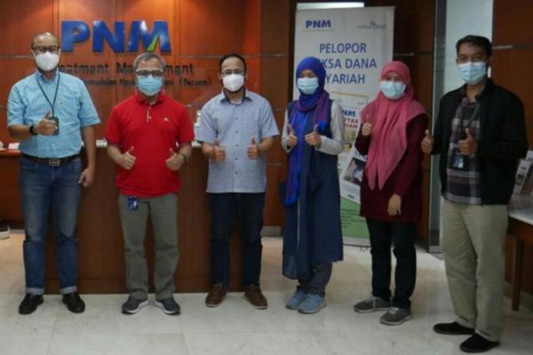 PNM-IM Pacu Inovasi Reksa Dana Online