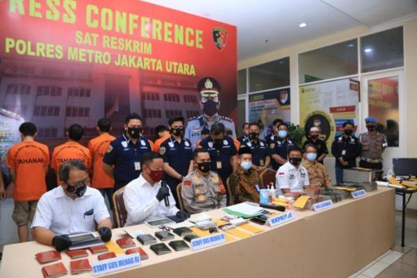 Ungkap Sindikat Pemalsuan Buku Nikah, Kemenag Apresiasi Polres Jakarta Utara